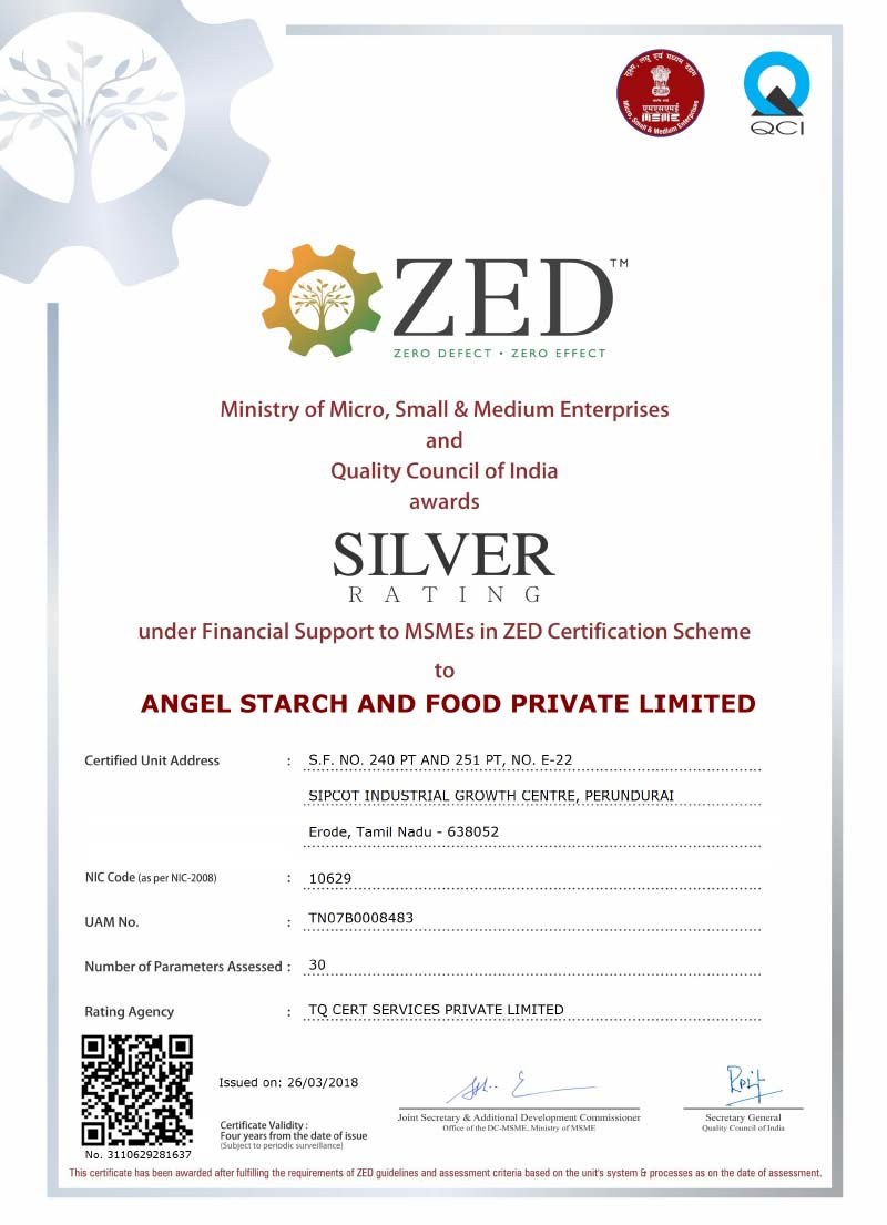 AngelStarch|Starch Exporters and Starch Manufacturers in India